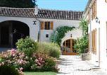 Location vacances Lachaise - Le Relais de Saint-Preuil, The Originals Relais (Relais du Silence)-1