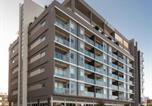 Hôtel Newcastle - Honeysuckle Executive Apartments-1