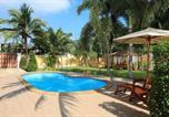 Location vacances Pa Khlok - Villa Bangjo - villa with tropical garden and refreshing pool-4