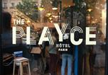 Hôtel Paris - Hotel The Playce by Happyculture-3