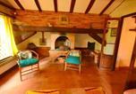 Location vacances Cutigliano - Holiday Home in Migliorini with Pool, Terrace, Fireplace-3
