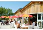 Camping avec Ambiance club Royan - Plein Air Locations - camping Parc De Bellevue-4