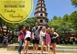 Hôtel Vietnam - Freedom Hostel-1