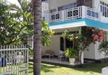 Location vacances  Maurice - Parc Marin Guesthouse-1