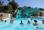 Camping avec Piscine couverte / chauffée Saint-Révérend - Camping Les Alouettes-1
