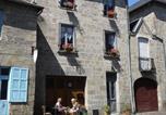 Hôtel Treignac - Maison Billot-3