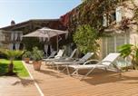 Hôtel Beurlay - La Tillaie-4