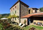 Location vacances Chanteuges - Cozy Holiday Home in Villeneuve-d'Allier amidst Forest-1