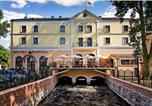 Hôtel Szczecin - Hotel Bończa-2