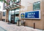 Hôtel Brooklyn - Best Western Plus Arena Hotel-2