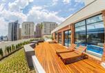 Location vacances Campo Largo - I052a- Stylish Home, Ar Condicionado e Garagem-1