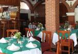 Hôtel Cuernavaca - Hotel Vista Hermosa-4