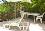 Location vacances Vieux Habitants - Studio in Marigot with wonderful sea view enclosed garden and Wifi-1