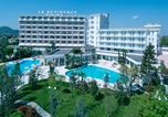 Hôtel Abano Terme - Hotel La Residence & Idrokinesis-3