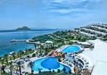 Hôtel Turgutreis - Yasmin Bodrum Resort-1