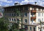 Hôtel Sils im Engadin/Segl - Soldanella-1