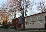 Hôtel Szeged - Teke Bowling Centrum és Sport Hotel-1