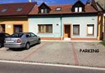 Location vacances Moravská Nová Ves - Apartmán Mh-3