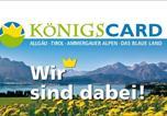 Location vacances Ettal - Ferienwohnung Pfaffenzeller Oberammergau - inklusive Königscard-2