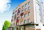 Hôtel Vârânasî - Hotel Silk City-2