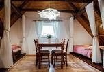 Location vacances Bovec - Top Rafting Rooms-1