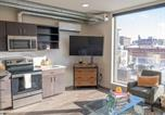 Location vacances Spokane - Downtown 2 bed Apartment with stunning views-1