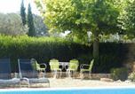 Location vacances Camaret-sur-Aigues - Villa Chemin de la d'Hugue-4