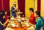 Camping avec WIFI Maroc - Luxury Camp Berber Experience-2