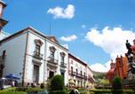 Hôtel Guanajuato - Hotel de la Paz-3