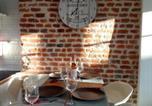 Location vacances Moyaux - Maisonnette de village normand à 25min de Deauville - Honfleur-4