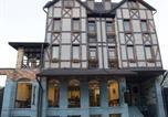 Hôtel Gyumri - Faria Boutique Hotel-1