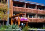 Hôtel Banff - Banff Aspen Lodge-1