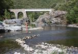 Camping avec Bons VACAF Saint-Pons-de-Thomières - Camping Les Gorges de l'Hérault-2