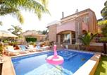 Location vacances Pineda de Mar - Villa Sofia Calella-2