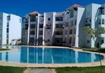Location vacances Asilah - Asilah Seaview Flat Marina Golf-1