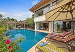 Location vacances Mae Nam - Dhevatara Residence Sea View Villas-3