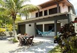 Location vacances Bombinhas - Casa Beira Mar em Zimbros-2