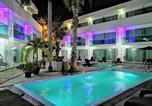Hôtel Chetumal - Hotel Los Cocos Chetumal-3