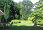 Location vacances Chelles - Modern Mansion in Machemont with Private Garden-4