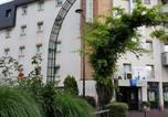 Hôtel Méry-sur-Oise - Ibis Budget St Gratien - Enghien-Les-Bains-3