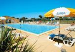 Camping Golf de Port-Bourgenay - Domaine Résidentiel de Plein Air Saint Martin-1