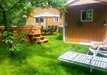 Location vacances Monroe - 'The Owl's Nest' Home with Hot Tub and Massage Chair!-3