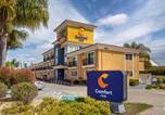 Hôtel Oakland - Comfort Inn Castro Valley-1