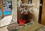 Location vacances Port Elizabeth - Paradise in the City Cottage Two-1
