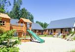 Villages vacances Darłowo - Domki Zalesie-3