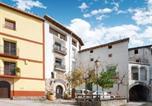 Location vacances La Puebla de Castro - Rustic Holiday Home in Tolva near Mont Rebei Lake-3
