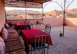 Location vacances Ouarzazate - House with 5 bedrooms in Ait Ben Haddou with wonderful mountain view furnished garden and Wifi 300 km from the slopes-1