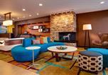 Hôtel Columbus - Fairfield Inn & Suites by Marriott Columbus Airport-4