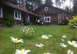 Villages vacances Leksand - Molnbyggen Strand-2