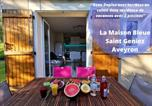 Location vacances La Canourgue - T3 duplex, piscines chauffées et tourisme vert-2